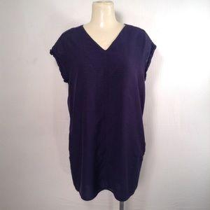 All Saints Striped Kinney LA Dress Size 6
